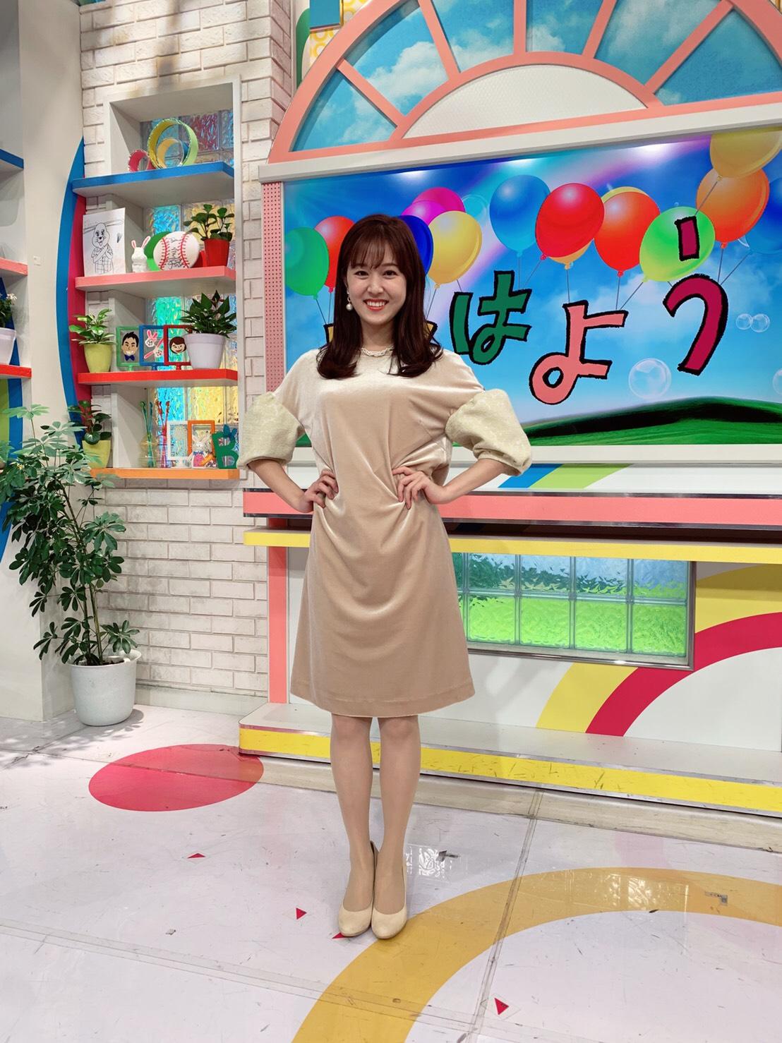 津田理帆アナウンサー