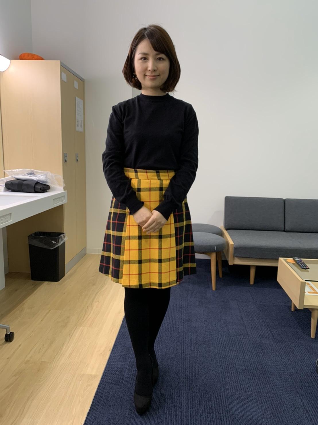 吉田奈央アナウンサー「すまたん&ZIP」